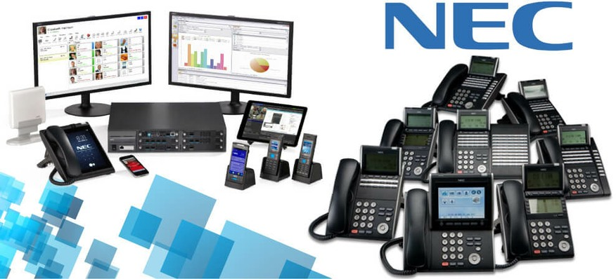 Nec Telephone System Dubai | NEC PBX & Phones UAE