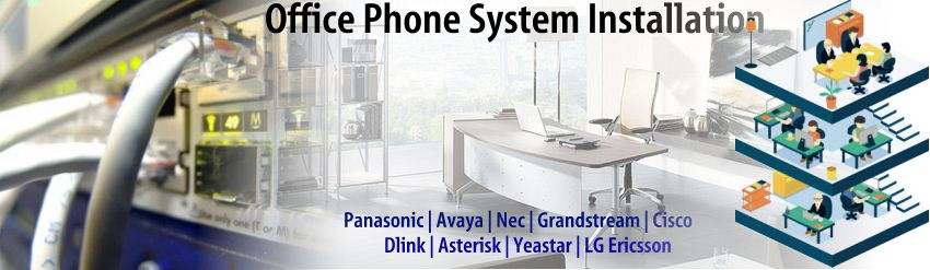 Office Telephone System Dubai