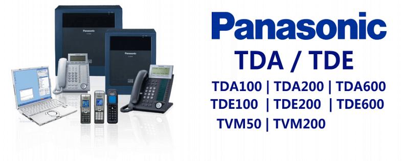 Panasonic TDA TDE Dubai
